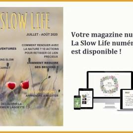 LA SLOW LIFE – votre magazine numérique n°2