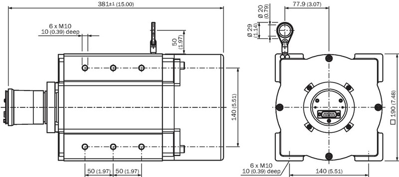 BTF19-P1HM5017 WIRE DRAW ENCODER ABS.