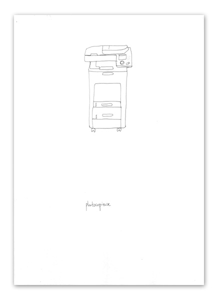 50 copiers : david lasnier