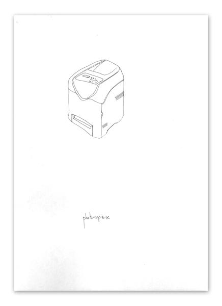 50 copiers : david lasnier