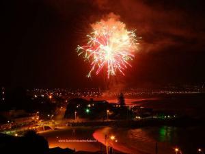 Artificios en Las Cruces
