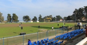 Estadio El Tabo.