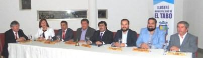 Concejo municipal El Tabo