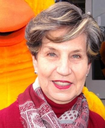 Senadora Isabel Allende Bussi.