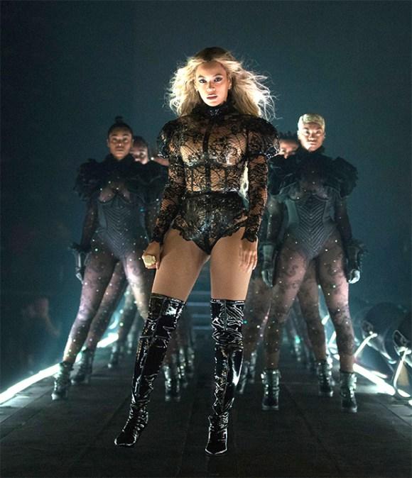 La 'gira mundial de formación' de Beyonce