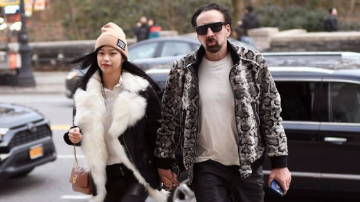 Nicolas Cage, Riko Shibata