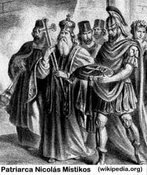 Patriarca Misticos