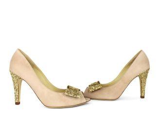 dessine-moi-un-soulier-escarpin-velours-vieux-rose-glitter-champagne