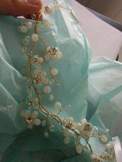 La soeur de la mariée - Blog mariage - Couronne Enze Bridal