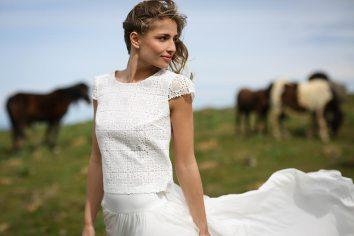 Mika Robe de mariée Marie Laporte