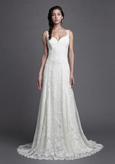 Robe de mariée Francoeur Christophe-Alexandre Docquin - La Soeur de la Mariée - Blog mariage