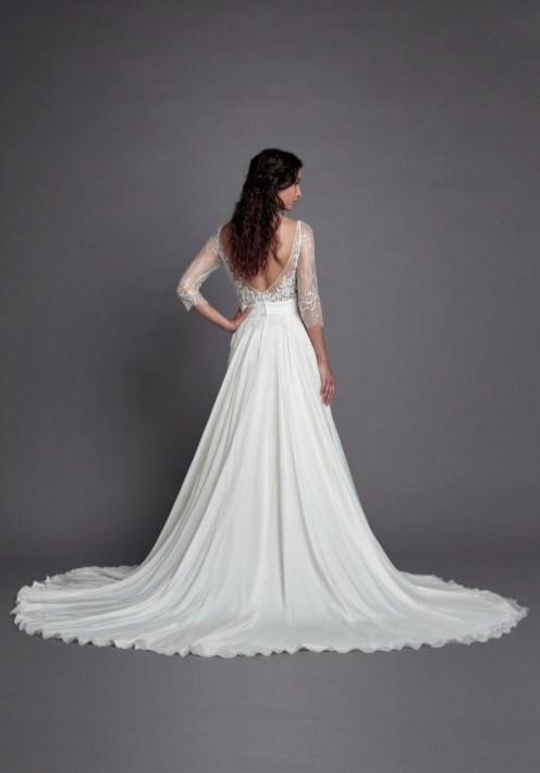 Robe de mariée Mirabeau Christophe-Alexandre Docquin - La Soeur de la Mariée - Blog mariage
