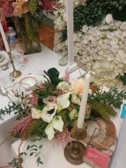 Les Coulisses du mariage - Mille et une listes - La Soeur de la Mariée - Décoration florale