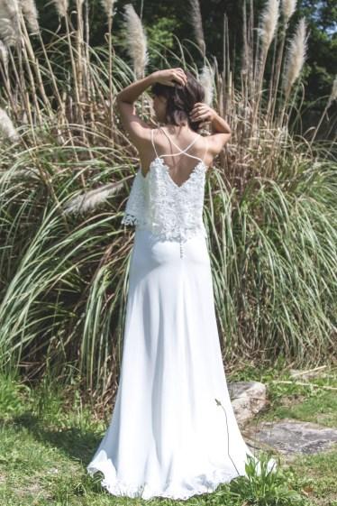Robe de mariée Lola - Jeanne Source