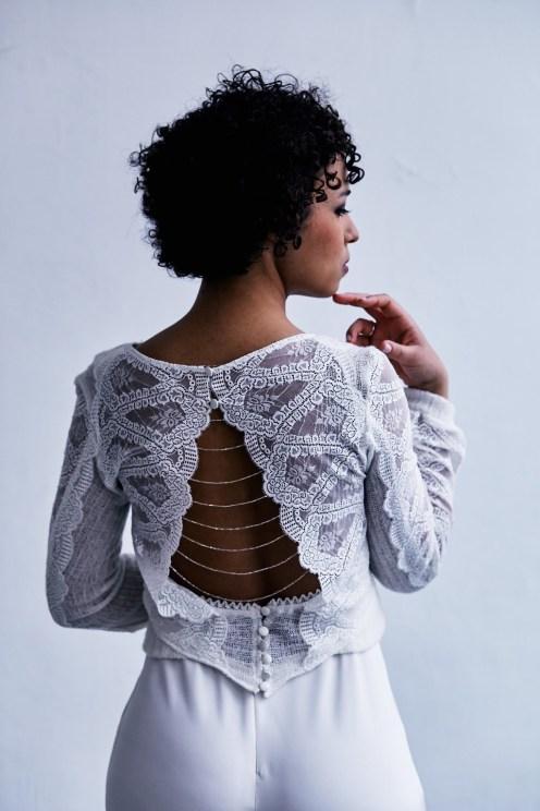 Robe de mariée - Orchidée
