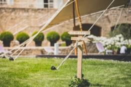 Panneaux de direction pour un mariage