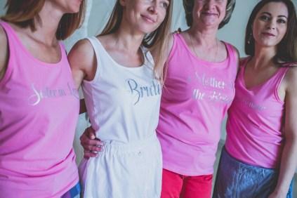 T-shirts bride et demoiselles d'honneur