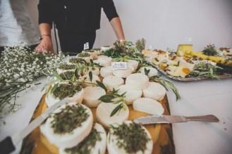 Plateaux de fromages pour un mariage