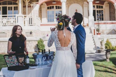 Atelier œnologie mariage