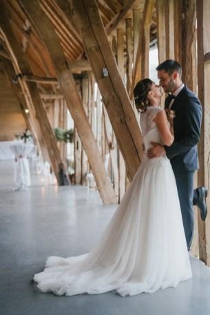 Mariés au Domaine de la Traxène