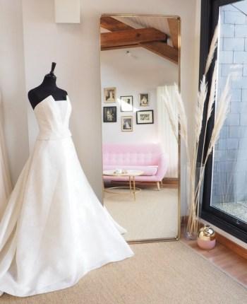 Félicité Mariage, le nouvel outlet de robes de mariée à Nantes