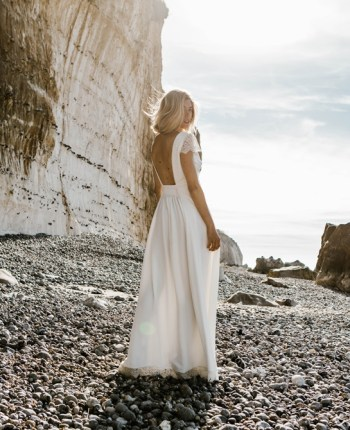 Robe de mariée Lorafolk collection 2019