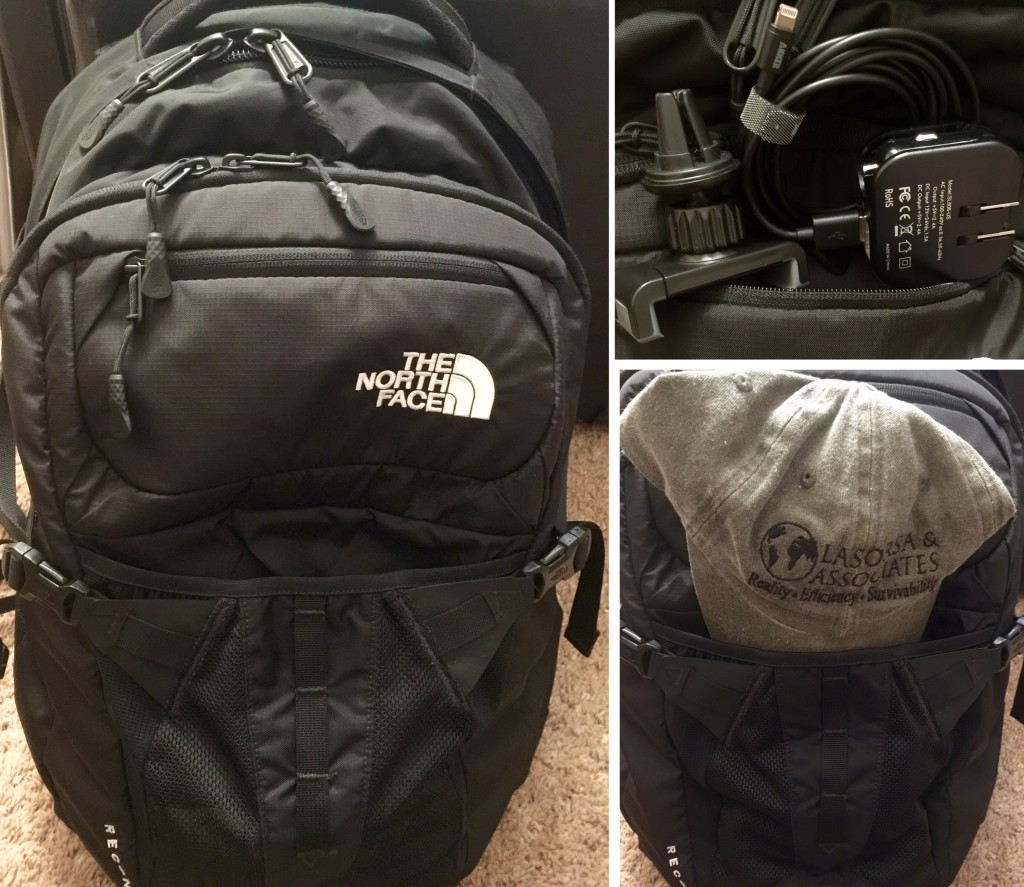 Gear Review  The North Face Recon BackPack  LaSorsa  Associates  Executive Protection