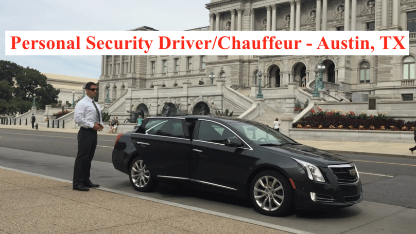 Executive Protection Bodyguard Jobs
