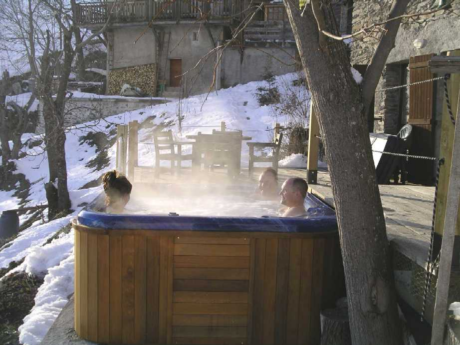 Ski Chalet Alpe dHuez France luxury catered  Self
