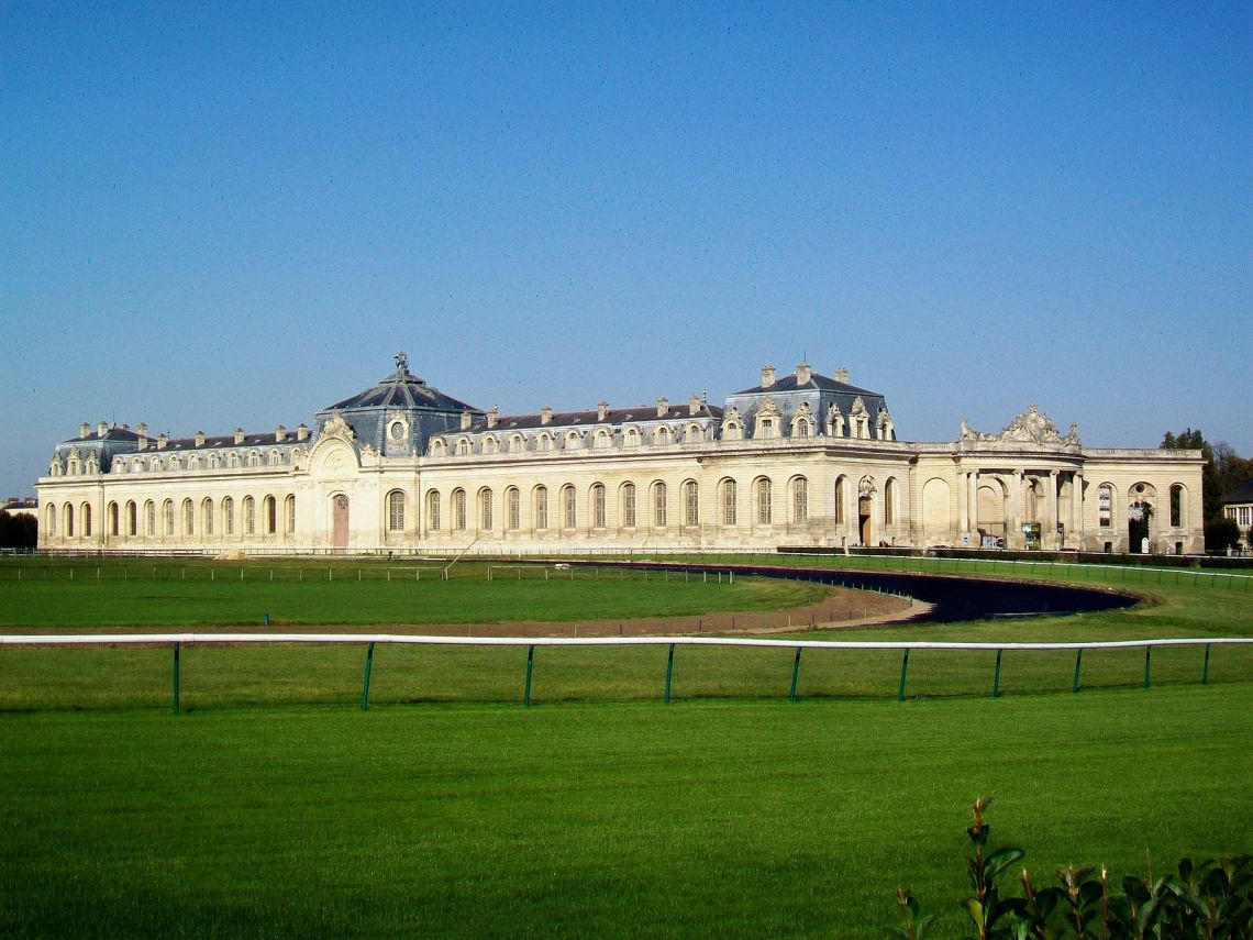 Les Grandes Écuries, Chantilly