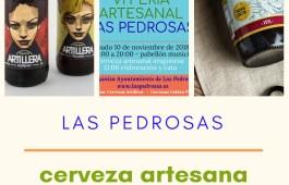 Cervezas Artillera y Golden Promise, cata en Las Pedrosas