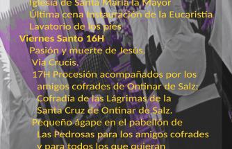 Semana Santa 2019 Las Pedrosas