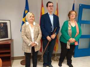 Constitución ayuntamiento Las Pedrosas  2019