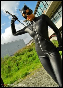 Cosplay - Cat Woman - DC