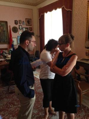 COnf. Stampa Modica in Love - 27-9-'13 (1)