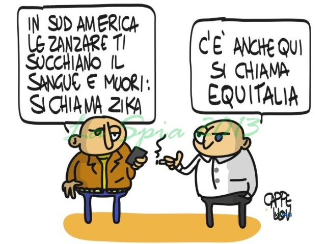 vignetta valeriano virus zika