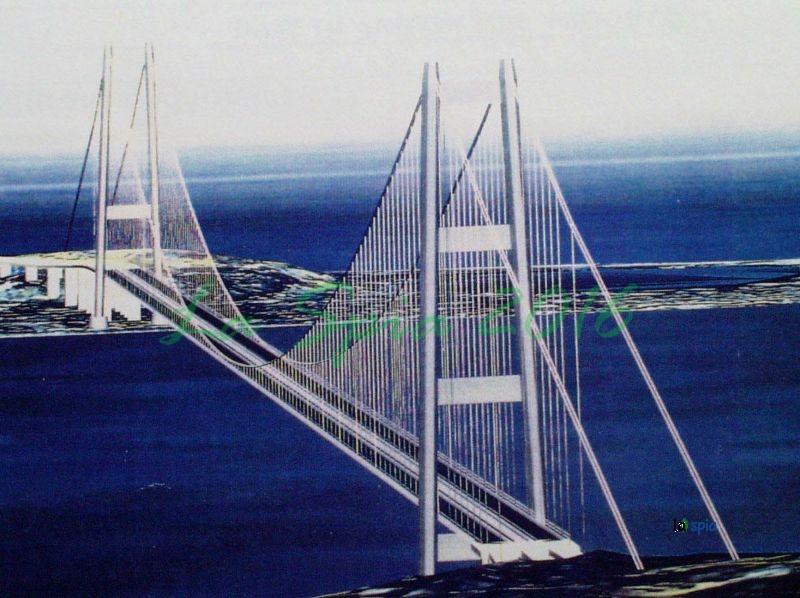 Risultati immagini per ponte stretto