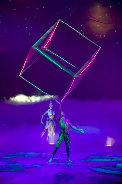 Mystere By Cirque Du Soleil Only at Treasure Island in
