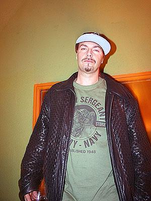 DJ Muggs Grandmaster  Splash Magazines  Los Angeles