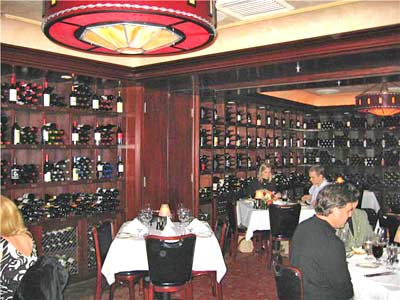 Pappas Brothers Steakhouse Review  A Dallas Restaurant