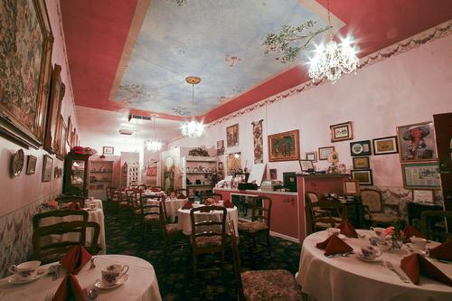 Elises Tea Room Review An Authentic English Tea