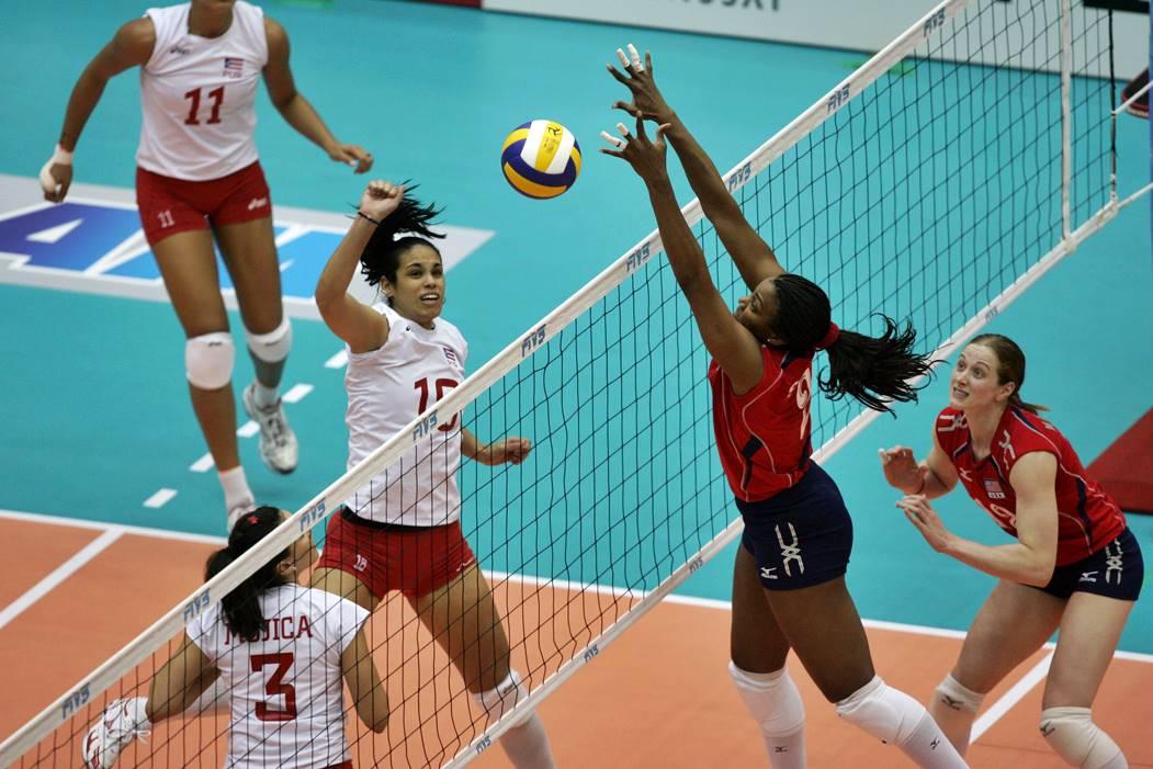 Danielle Scott: Louisiana Sports Hall's first volleyball inductee sets an extraordinary standard
