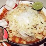 Pozole Rojo Estilo Jalisco