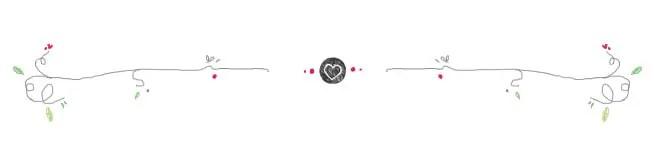 linea corazon