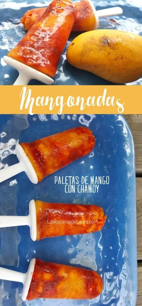 MANGONADAS DE CHAMOY | LAS RECETAS DE LAURA