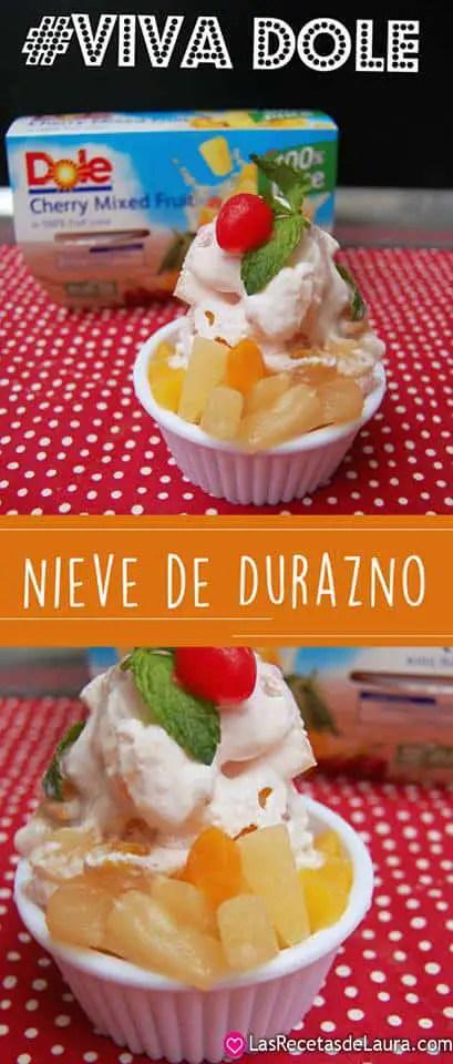 Helado de Yogurt | Las Recetas de Laura