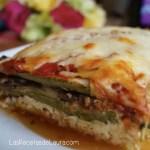 Lasagna vegetariana - las recetas de laura