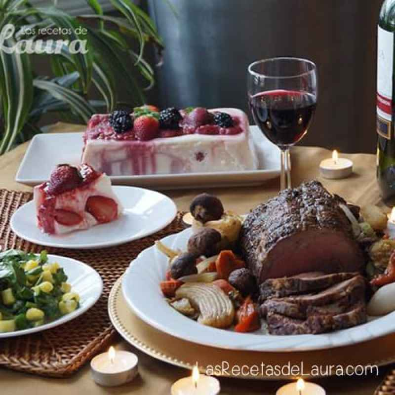Menu navideño 1 - Las recetas de Laura