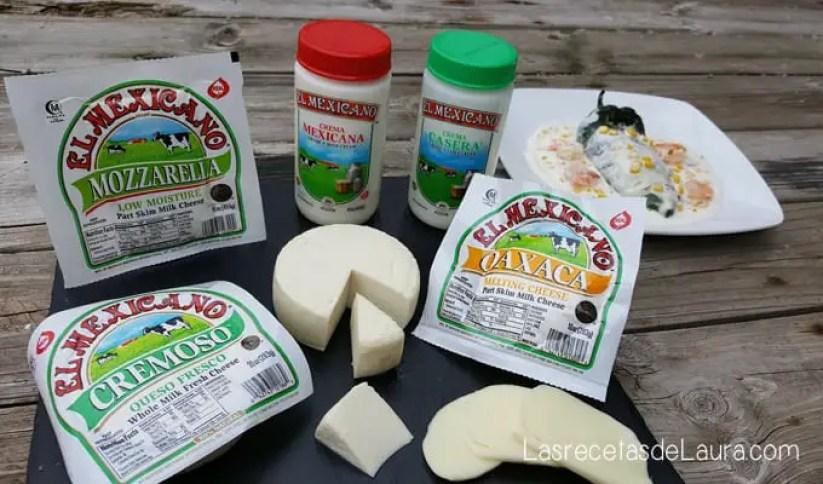 Chiles rellenos - las recetas de Laura