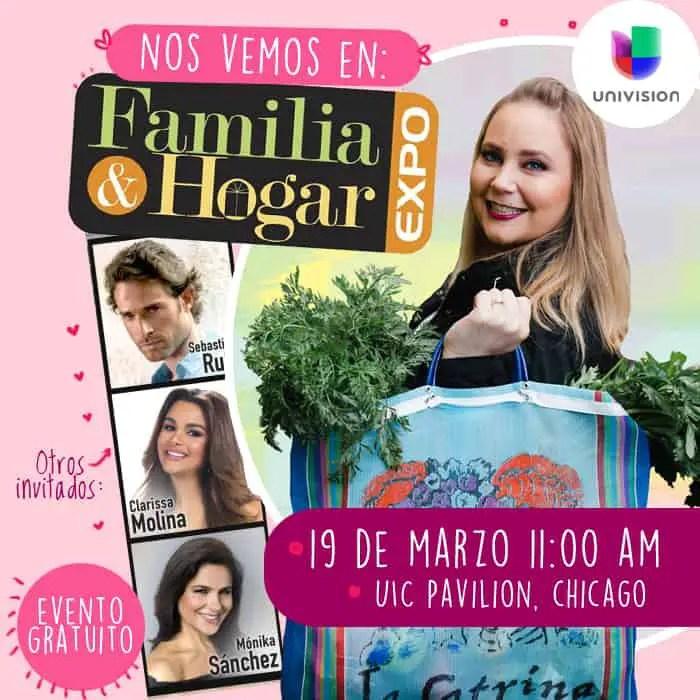 Familia y Hogar Expo | Las recetas de Laura